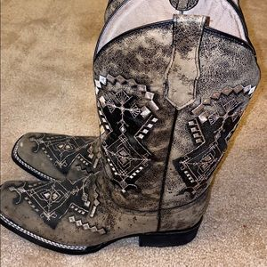 Circle G Corral Boots